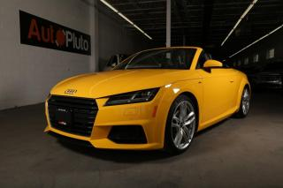 Used 2017 Audi TT 2dr Roadster quattro 2.0T for sale in North York, ON
