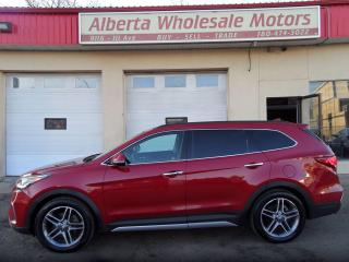 Used 2017 Hyundai Santa Fe XL Limited AWD for sale in Edmonton, AB