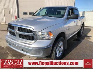 Used 2014 RAM 1500 SLT Crew Cab SWB 4WD 5.7L for sale in Calgary, AB