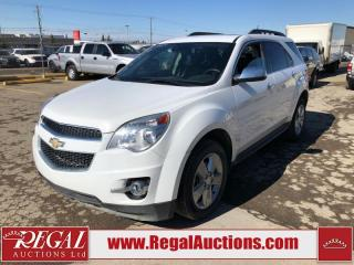 Used 2014 Chevrolet Equinox 2LT 4D Utility AWD 3.6L for sale in Calgary, AB