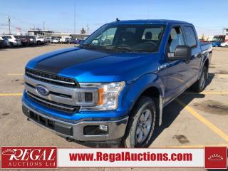 Used 2019 Ford F-150 XLT SUPERCREW SWB 4WD 2.7L for sale in Calgary, AB