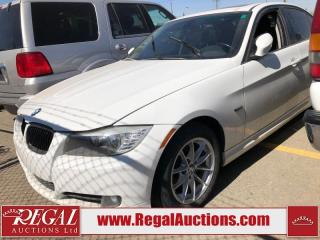 Used 2011 BMW 3 SERIES 323I 4D SEDAN for sale in Calgary, AB