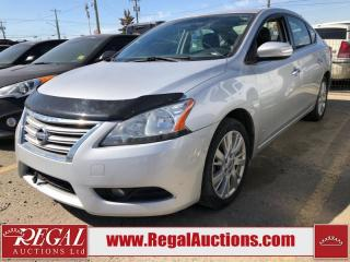Used 2013 Nissan Sentra SV 4D Sedan for sale in Calgary, AB