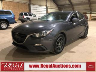 Used 2016 Mazda MAZDA3 4D Hatchback FWD for sale in Calgary, AB