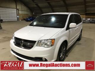 Used 2015 Dodge Grand Caravan 4D Wagon for sale in Calgary, AB
