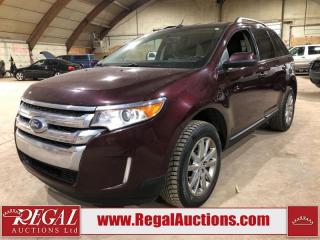 Used 2011 Ford Edge Limited 4D Utility AWD for sale in Calgary, AB