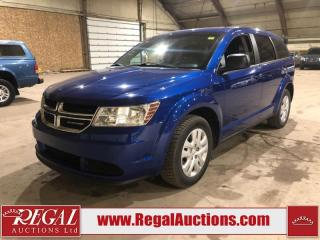 Used 2015 Dodge Journey CVP 4D Utility FWD 2.4L for sale in Calgary, AB