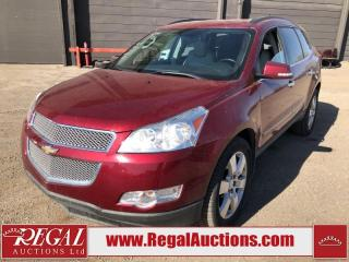 Used 2011 Chevrolet Traverse LTZ 4D Utility AWD 3.6L for sale in Calgary, AB