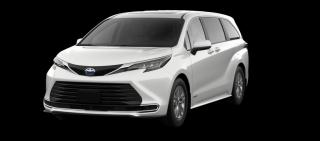 New 2021 Toyota Sienna XLE AWD 7-Pass for sale in Pickering, ON
