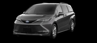 New 2021 Toyota Sienna Limited 7-Pass for sale in Pickering, ON