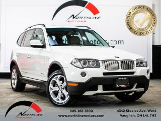 Used 2010 BMW X3 30i/Pano Roof/Heated Leather/Parking Sensors for sale in Vaughan, ON