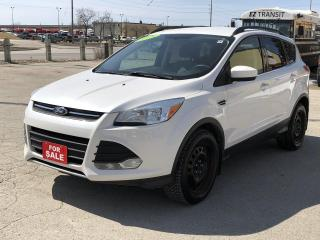 Used 2014 Ford Escape 4WD for sale in Winnipeg, MB