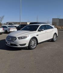 Used 2013 Ford Taurus Limited I AWD I I$0 DOWN-EVERYONE APPROVED for sale in Calgary, AB
