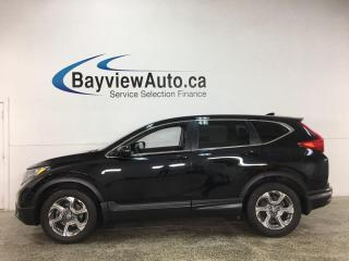 Used 2019 Honda CR-V EX-L - AWD! HTD LEATHER! SUNROOF! ADAPTIVE CRUISE! + MORE! for sale in Belleville, ON