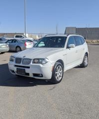 Used 2007 BMW X3 3.0Si I$0 DOWN-EVERYONE APPROVED for sale in Calgary, AB