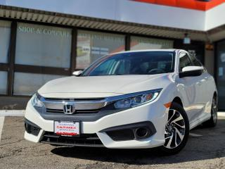 Used 2017 Honda Civic EX Sunroof | Honda Sensing | Apple Car Play and Android Auto for sale in Waterloo, ON