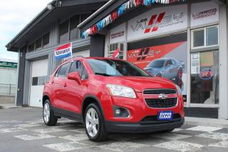Used 2014 Chevrolet Trax LTZ for sale in Sudbury, ON