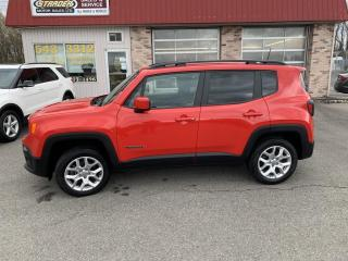 Used 2018 Jeep Renegade North for sale in Morrisburg, ON