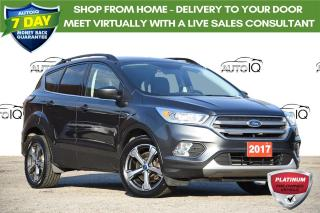 Used 2017 Ford Escape SE 2.0L | NAV | MOONROOF | 4WD for sale in Kitchener, ON