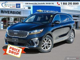 Used 2019 Kia Sorento 3.3L SXL for sale in Brockville, ON