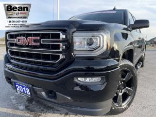 Used 2018 GMC Sierra 1500 5.3L V8 SLE ELEVATION CREW CAB SHORT BOX for sale in Carleton Place, ON