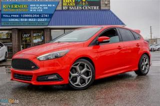 Used 2017 Ford Focus ST for sale in Guelph, ON