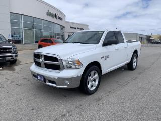 Used 2019 RAM 1500 Classic SLT for sale in Chatham, ON