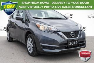 Used 2019 Nissan Versa Note SV ECONOMIC COMMUTER CAR for sale in Innisfil, ON