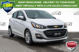 Used 2019 Chevrolet Spark 1LT CVT ECONOMIC COMMUTER CAR for sale in Innisfil, ON