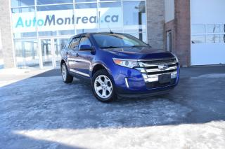 Used 2013 Ford Edge Ford Edge SEL Front Wheel Drive 3.5L 6 Cyl for sale in Vaudreuil-Dorion, QC