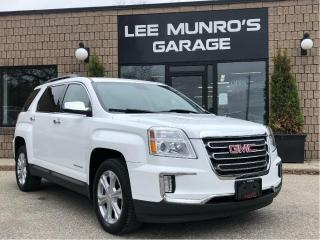 Used 2017 GMC Terrain AWD 4dr w-SLE-2 for sale in Paris, ON