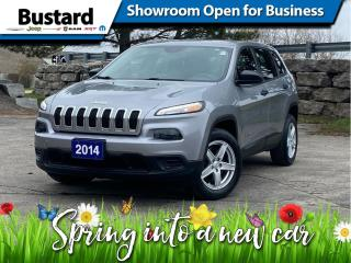 Used 2014 Jeep Cherokee FWD 4dr Sport   V6   Bluetooth   A/C for sale in Waterloo, ON