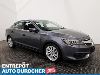 Used 2018 Acura ILX -Bluetooth - Caméra de Recul - Climatiseur for sale in Laval, QC