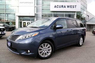 Used 2017 Toyota Sienna 7 PASSENGER for sale in London, ON