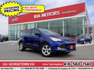 Used 2014 Ford Escape SE | CLN CRFX | B/U CAM | B/T | HTD SEATS | 79K | for sale in Georgetown, ON