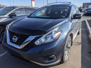 Used 2015 Nissan Murano SL for sale in Medicine Hat, AB