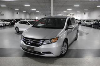 Used 2015 Honda Odyssey EX NO ACCIDENTS I REAR CAM I LANEWATCH I DVD PLAYER I CRUISE for sale in Mississauga, ON