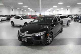 Used 2018 Honda Civic EX I SUNROOF I REAR CAM I CARPLAY I LANEWATCH I PUSH START for sale in Mississauga, ON