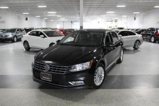 Used 2016 Volkswagen Passat TSI COMFORTLINE I NAVIGATION I SUNROOF I REAR CAM I CARPLAY for sale in Mississauga, ON