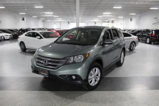 Used 2012 Honda CR-V EX I SUNROOF I REAR CAM I HEATED SEATS I CRUISE I BLUETOOTH for sale in Mississauga, ON