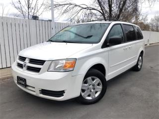 Used 2010 Dodge Grand Caravan SE-FULL STOW N GO-NO ACCIDENTS-139KMS-CERTIFIED for sale in Toronto, ON
