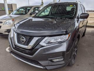 Used 2018 Nissan Rogue Platinum for sale in Medicine Hat, AB