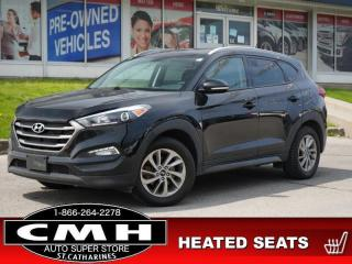 Used 2016 Hyundai Tucson Premium  CAM BLIND-SPOT HTD-SEATS 17-AL for sale in St. Catharines, ON
