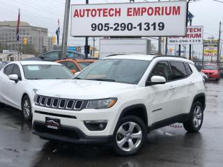 Used 2018 Jeep Compass North 4WD Camera/Alloys/Fogs/Push Start&GPS* for sale in Mississauga, ON