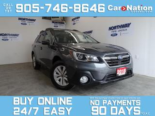 Used 2018 Subaru Outback TOURING | AWD | EYESIGHT PKG | ROOF | TOUCHSCREEN for sale in Brantford, ON
