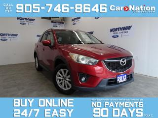 Used 2013 Mazda CX-5 GS | AWD | SUNROOF | NAV | OPEN SUNDAYS! for sale in Brantford, ON