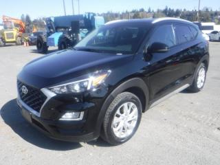 Used 2020 Hyundai Tucson Preferred AWD with Trend Package for sale in Burnaby, BC