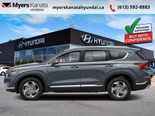 New 2021 Hyundai Santa Fe Preferred AWD  - $257 B/W for sale in Kanata, ON