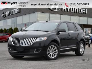 Used 2014 Lincoln MKX Base  - $156 B/W for sale in Kanata, ON