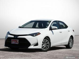 Used 2017 Toyota Corolla LE for sale in Ottawa, ON